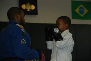 Instructor Corey